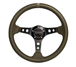 Grant 1205 Military Green Steering Wheel with Camo Center Ma