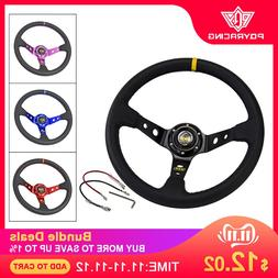 14inch 350MM OMP <font><b>Steering</b></font> <font><b>Wheel
