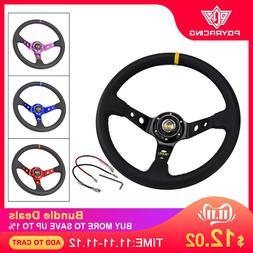 14inch 350MM OMP <font><b>Steering</b></font> <font><b>Wheel