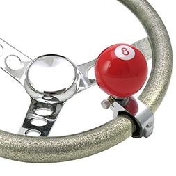 American Shifter 15725 Red Billiard 8-Ball Adjustable Suicid