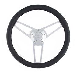 Grant 1901 Billet Series Leather Steering Wheel with Chevrol