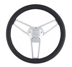 Grant 1901 Billet Series Leather Steering Wheel with Chevrol