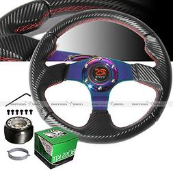 1990 - 1996 Nissan 300ZX 320mm Jet Style Carbon Style Neo Ch