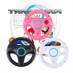 1Pc Game Racing Steering Wheel For Nintendo Wii Mario Kart R
