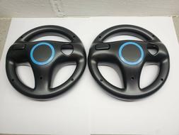 2 Pack Mario Kart Racing Steering Wheel for Nintendo Wii Rem