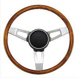 Grant 246 Classic Hardwood Nostalgia Steering Wheel