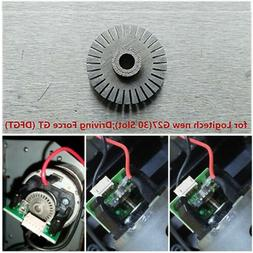 30 Slot Steering Wheel Optical Encoder Spare Parts For Logit