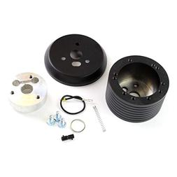 5/6 Hole Matte Black Hub Adapter Installation Kit For Afterm