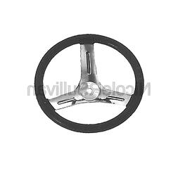 Maxpower 5890 10-Inch Steering Wheel for Go-karts