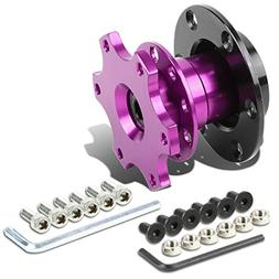 """6-Hole Pull Ball Bearing Style 2"""" Thick Steering Wheel Short"""
