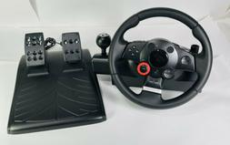 Logitech 841-000007 Driving Force  Steering Wheel & Pedals S
