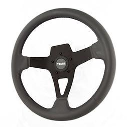 Grant 8524 Edge Series Grey Vinyl Steering Wheel, 1 Pack