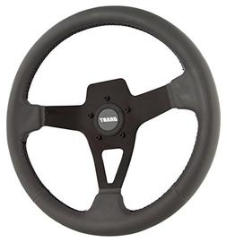 Grant 8524 Edge Series Steering Wheel, Grey Vinyl, 1 Pack