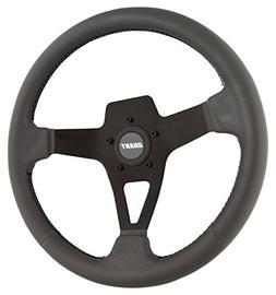 Grant 8524 Edge Series Steering Wheel, Grey Vinyl, 1 Pack