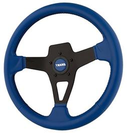 Grant 8526 Edge Series Steering Wheel, Blue Vinyl, 1 Pack