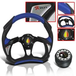 95 ACURA INTEGRA RS/LS/GSR DRIFT STYLE STEERING WHEEL WITH H