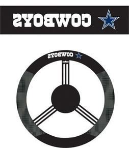 Fremont Die 98503 Dallas Cowboys- Poly-Suede Steering Wheel