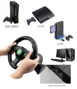 AIO Platform Steering Wheels Android/PC/XBOX 360/PS3 Vibrati