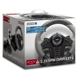 HORI steering wheel 3 SCE official licensed product For Play
