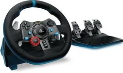 Logitech G29 Driving Force Racing Steering Wheel w/Pedals fo