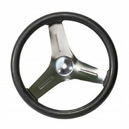 Maxpower 9396 12-Inch Steering Wheel for Go-karts