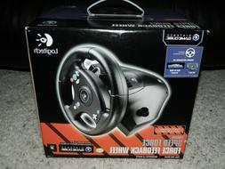 NEW FACTORY SEALED IN BOX LOGITECH GAMECUBE FORCE FEEDBACK R