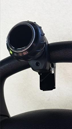 "Quick Release Steering Wheel Spinner Truckers Knob ""Sport"" B"