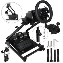 Racing Simulator Steering Wheel Stand For Logitech G920 shif