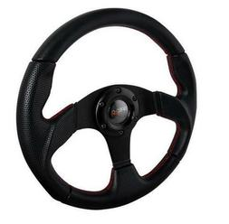 Spec-D Tuning SW-106RS Momo Net Style Steering Wheel for All