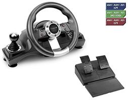 Subsonic SA5156 - Drive Pro Sport Racing Wheel for Playstati