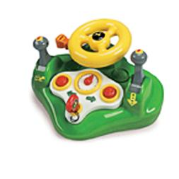 TOMY John Deere Busy Driver
