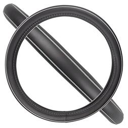 BDK ACDelco Compatible Car Steering Wheel Cover Replacement