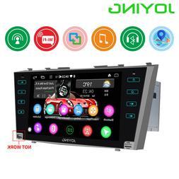 "JOYING Android 8.1 2 din car radio stereo GPS 9"" HD screen a"