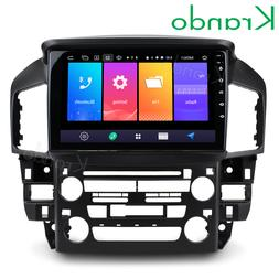 """Krando Android 9.0 9"""" IPS Full touch car multimedia player f"""