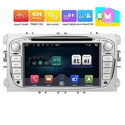 Eincar Android 6.0 Quad Core Car Radio in Dash 7inch Double