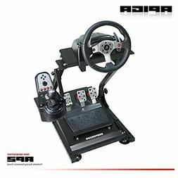 APIGA AP2 Foldable Racing Simulator Stand plus gearshift mou