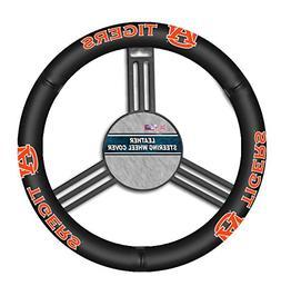 Auburn Tigers Leather Steering Wheel Cover