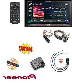 """Pioneer AVH4200NEX 2-DIN Receiver w 7"""" Motorized Display/Bui"""