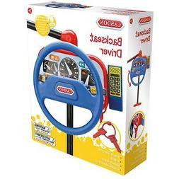 Casdon Backseat Little Driver Car Toy, Pretend Steering Whee