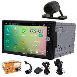 Backup Camera + Universal Car Stereo with Pure Android 7.1 S