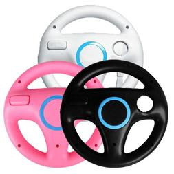 Generic 3 x pcs Black White Pink Steering Mario Kart Racing