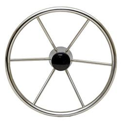 Springfield Boat Steering Wheel 7302 | Destroyer Style 15 1/