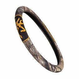Signature Products Browning 2 Grip Steering Wheel Cover Moss