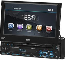 BOSS Audio BV9967B Single Din, Touchscreen, Bluetooth, DVD/C