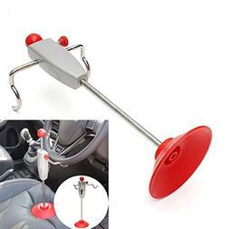 SAVEMORE4U18 Car 14.5''/368mm Steering Wheel Holder Stand To