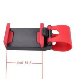 Car steering wheel cell phone stand  Phone Clip Mount Holder