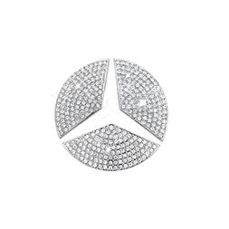 car steering wheel decorative stickers for mercedes