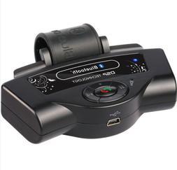 Car Steering Wheel Wireless Bluetooth Handsfree Bluetooth Ha