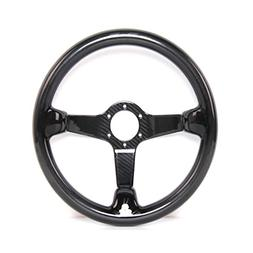 Hiwowsport Carbon Fiber Racing Steering Wheel 300mm Diameter