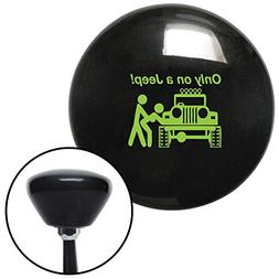 American Shifter Company ASCSNX124358 Green Only On A Jeep B